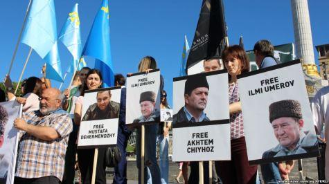 Crimean protest